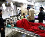 6 killed in Bihar train derailment, the injured receiving treatment