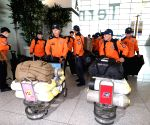 Rescue team dispatched to Hungary