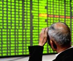 Hong Kong (China): China stocks post sharpest decline in five years