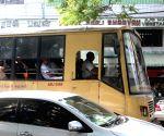 Tamil Nadu bus strike
