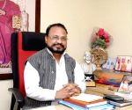 ED raids Shiv Sena's ex-Union Minister Anandrao Adsul, son (Ld)