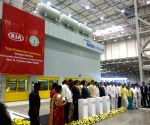 Kia Motors begin trial production at India plant