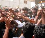 Y.S. Jagan Mohan Reddy''s Rythu Bharosa Yatra