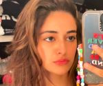 Free Photo: Ananya Panday is in caption dilemma