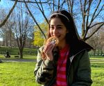 Ananya Panday reveals what makes her 'smile 101'