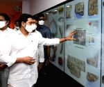 Andhra CM inaugurates renovated Bapu Museum in Vijayawada