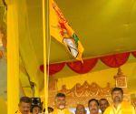 TDP mega-convention begins in Tirupati
