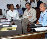 Andhra CM meets E Sreedharan