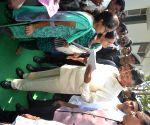 Chandrababu Naidu listens to public grievances