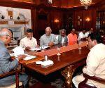 Andhra CM calls on President Kovind