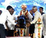 HD Kumaraswamy, Chandrababu Naidu during election campaign