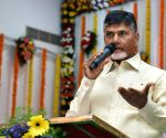 Andhra Speaker not enforcing Covid preventive measures: Naidu