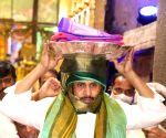 Andhra CM participates in the Brahmotsavams at Tirupati temple