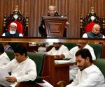 Third day of the new Andhra Pradesh Assembly's first session