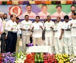 Andhra CM hands over appointment orders to selected candidates