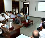 Amaravati (Andhra Pradesh): Y. S. Jaganmohan Reddy chairs review meeting with health and medical department