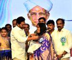 Andhra CM felicitates teachers on Teachers' Day