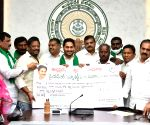 Andhra CM releases Rs 2,190 cr to farmers as financial assistance