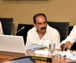 Andhra CM chairs Cabinet meeting