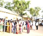 17.3% voting percentage recorded by 11 a.m. in Tirupati by-poll