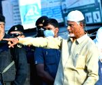 Andhra cops threaten to drag Naidu to court for 'unfounded' comments
