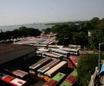 Transport strike escalates as Telangana workers take suicide route
