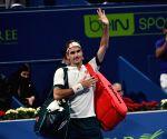 Andujar ends Federer's 32-match winning run on Swiss soil