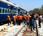 Rail traffic on accident-hit track near Bengaluru restored