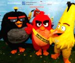 (Interview) 'Angry Birds' spin-off would be fun: Producer