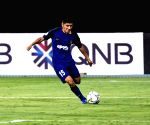 Playing against senior players helped me mature faster: Thapa