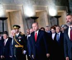 TURKEY ANKARA VICTORY DAY