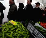 TURKEY ANKARA FOOD INFLATION MARKET