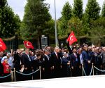 TURKEY ANKARA COUP ATTEMPT ANNIVERSARY