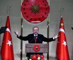 TURKEY ANKARA ERDOGAN COUP ATTEMPT