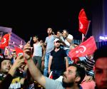 TURKEY ANKARA COUP ATTEMPT PROTEST