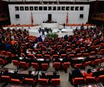 TURKEY ANKARA PARLIAMENT OATH TAKING