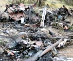 TURKEY HELICOPTER CRASH
