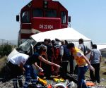 TURKEY ELAZIG TRAFFIC ACCIDENT