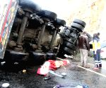 TURKEY SANLIURFA CAR ACCIDENT