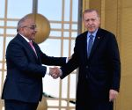 TURKEY ANKARA IRAQ PM VISIT