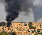 TURKEY ARMY NORTHERN SYRIA ATTACK