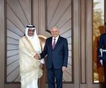 TURKEY ANKARA KUWAIT PM VISIT