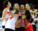 TURKEY ANKARA VOLLEYBALL WOMEN'S EUROPEAN CHAMPIONSHIP