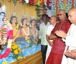 Praveen Togadia during 2nd anniversary celebrations of 'Maha Ganpati Utsav
