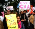 Anti-CAA protests begin in Deoband
