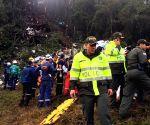 COLOMBIA ANTIOQUIA PLANE CRASH