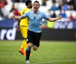 Penarol sweat over fitness of Uruguay winger Rodriguez