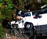 PANAMA ANTON ACCIDENT BUS