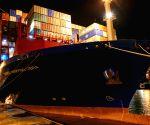 Odisha's Gopalpur port receives its first capesize vessel