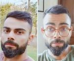 Kohli making most of quarantine, gets haircut from Anushka